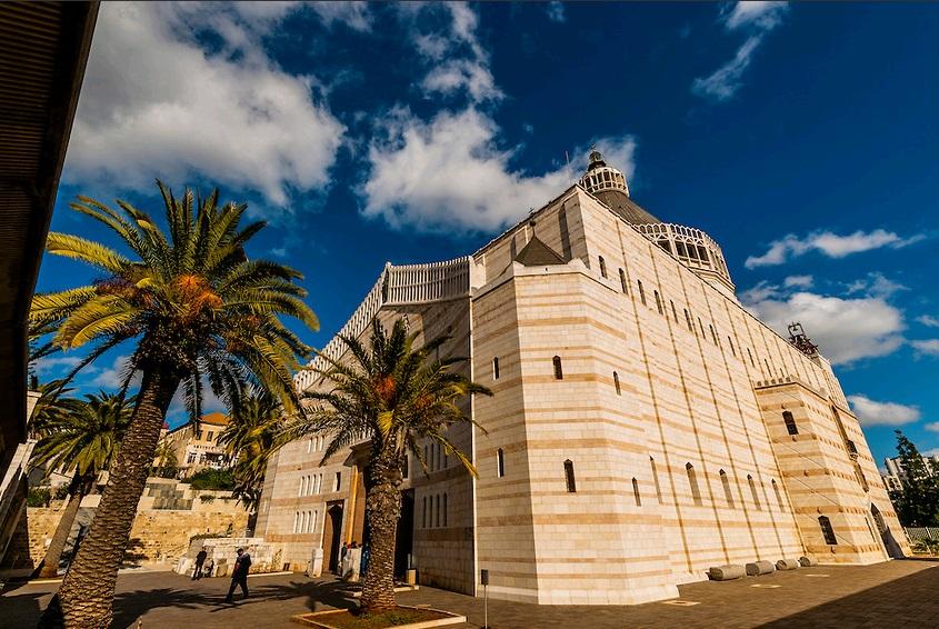 Basilique de l'Annonciation Nazareth