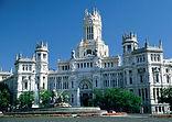 Le palais royal à Madrid