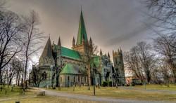 cathedrale-nidaros-trondheim