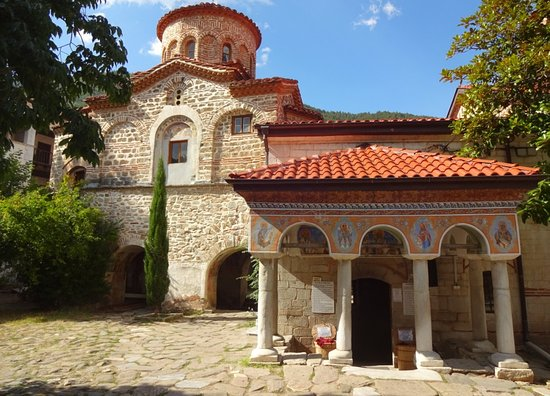Monastère de Bachkovo