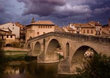 Pont des Pèlerins à Puente la Reina