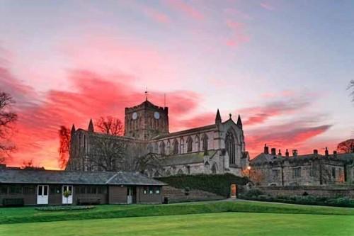 hexham abbaye