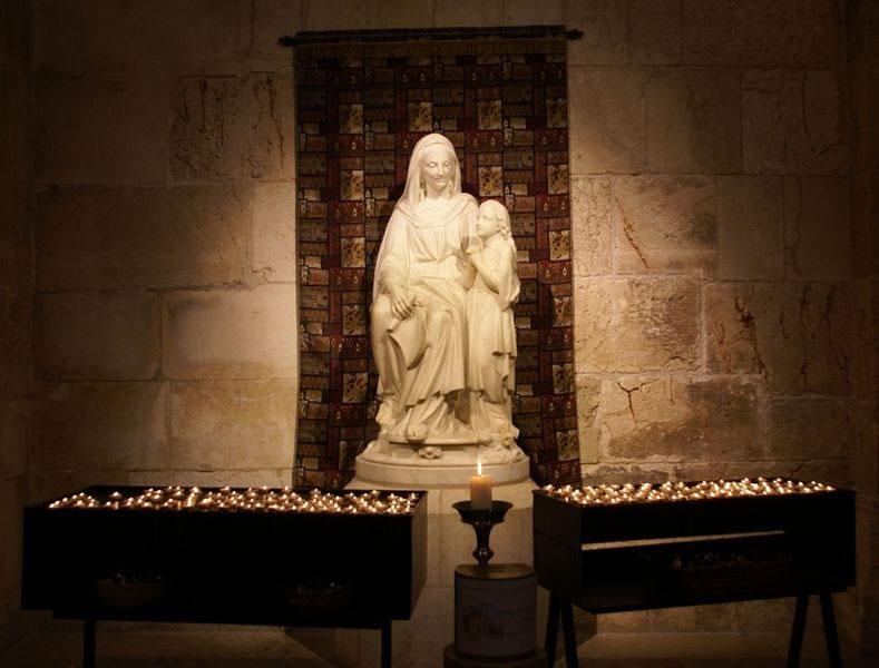 Eglise Saint Anne de Jérusalem