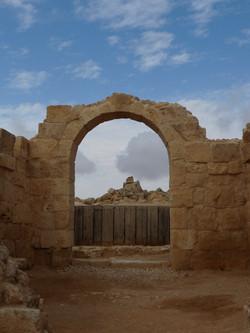 Le désert du Neguev
