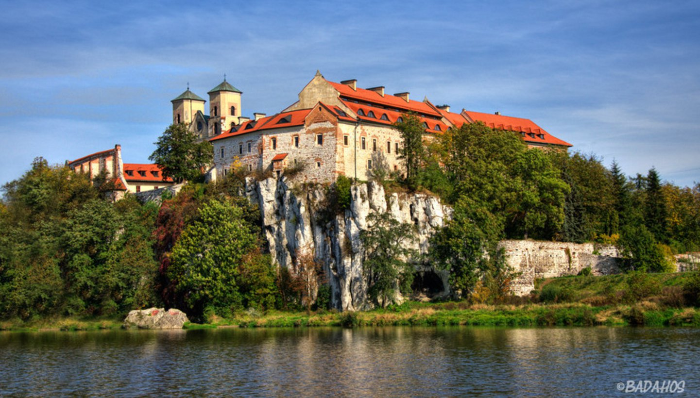 abbaye de Tyniec