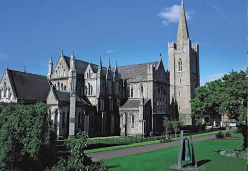 Pelerinage Irlande Saint-Patrick