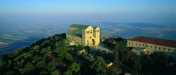 Israël-Mont-Tabor-Eglise-de-la-Transfiguration