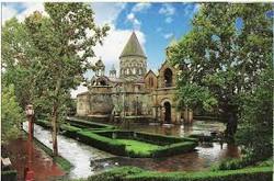 Cathédrale Etchmiadzine
