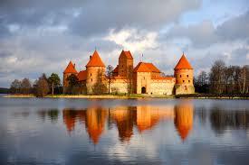 Pelerinage dans les pays Baltes