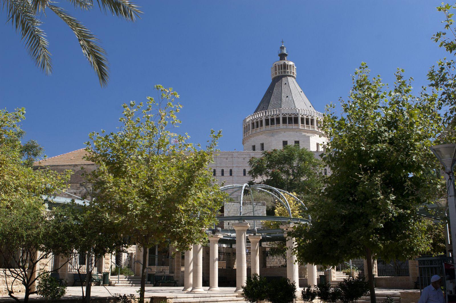 Nazareth - basilique Annonciation