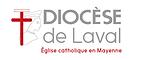 Logo diocèse de Laval