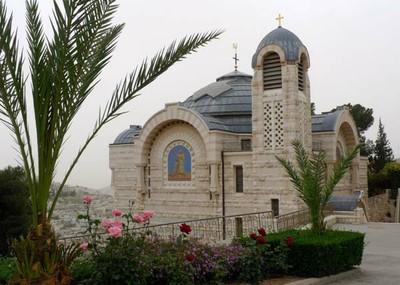 Eglise de Saint-Pierre en Gallicante