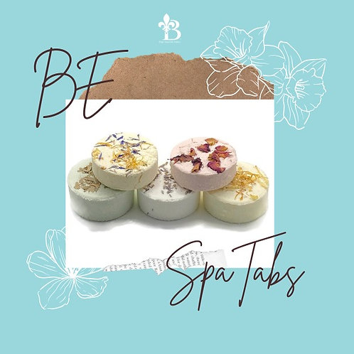 BE Spa Tabs