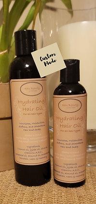 Hydrating Hair Oil (Custom Made Treatment)
