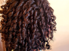 VIDEO: 5 Benefits of Curling Natural Hair with Roller Sets.