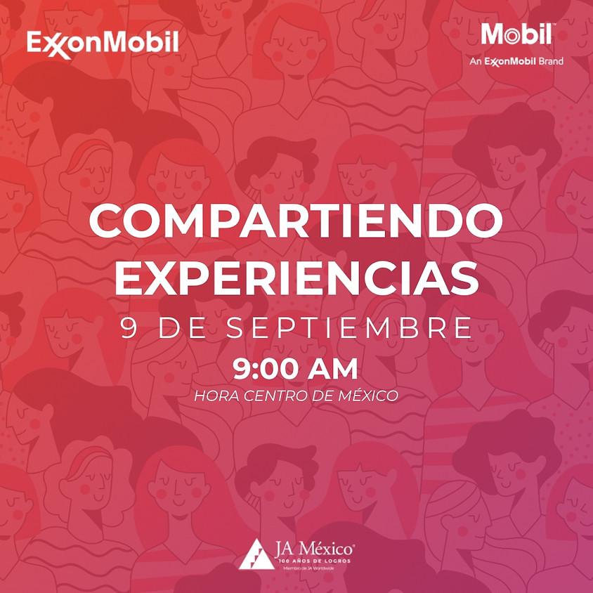 Compartiendo experiencias   Mujeres Emprendedoras ExxonMobil
