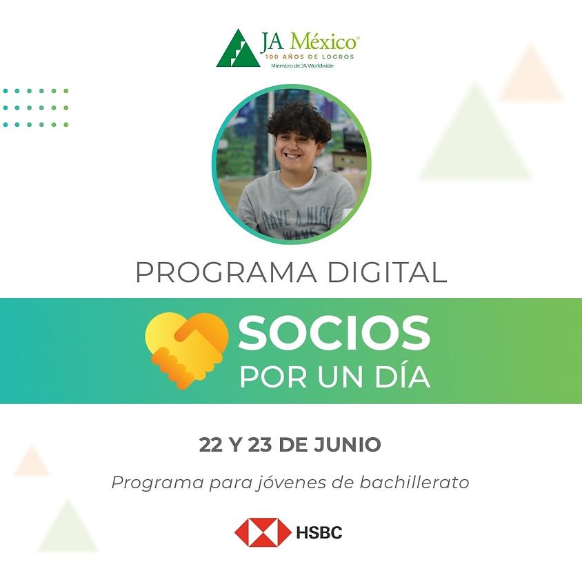 Socios por un   HSBC México