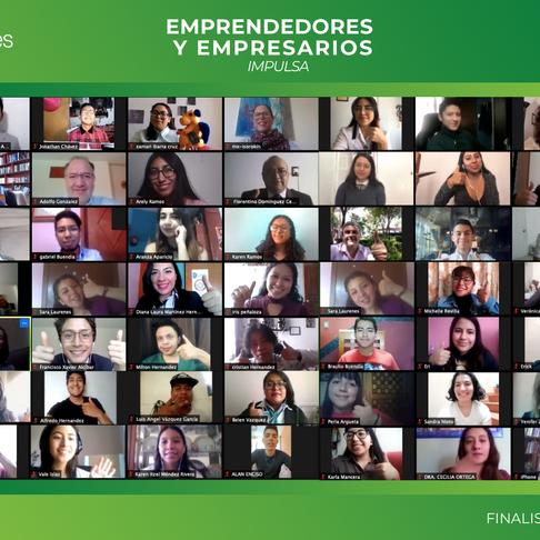 Emprendedores y Empresarios concluyó actividades | DELL