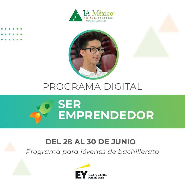 Ser Emprendedor | EY