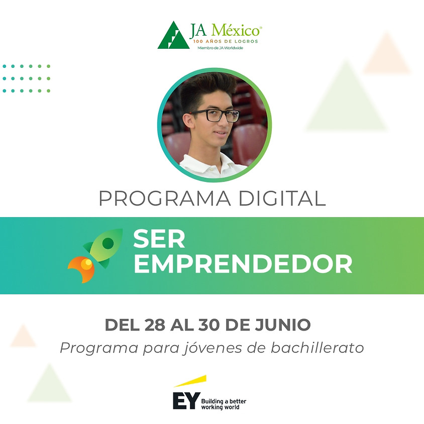 Ser Emprendedor   EY