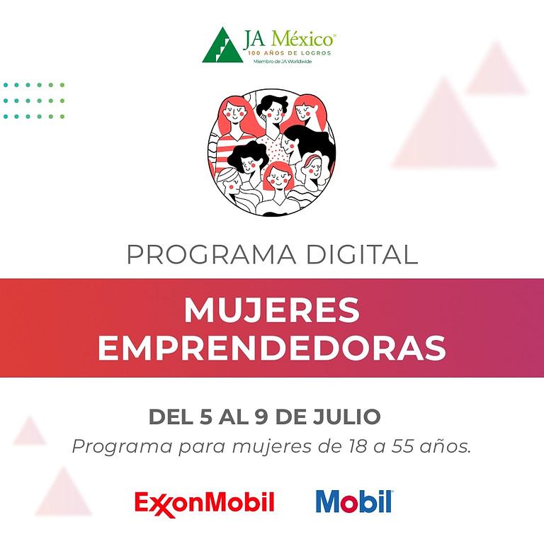 Mujeres Emprendedoras | ExxonMobil  & Distribuidores de la Marca Mobil