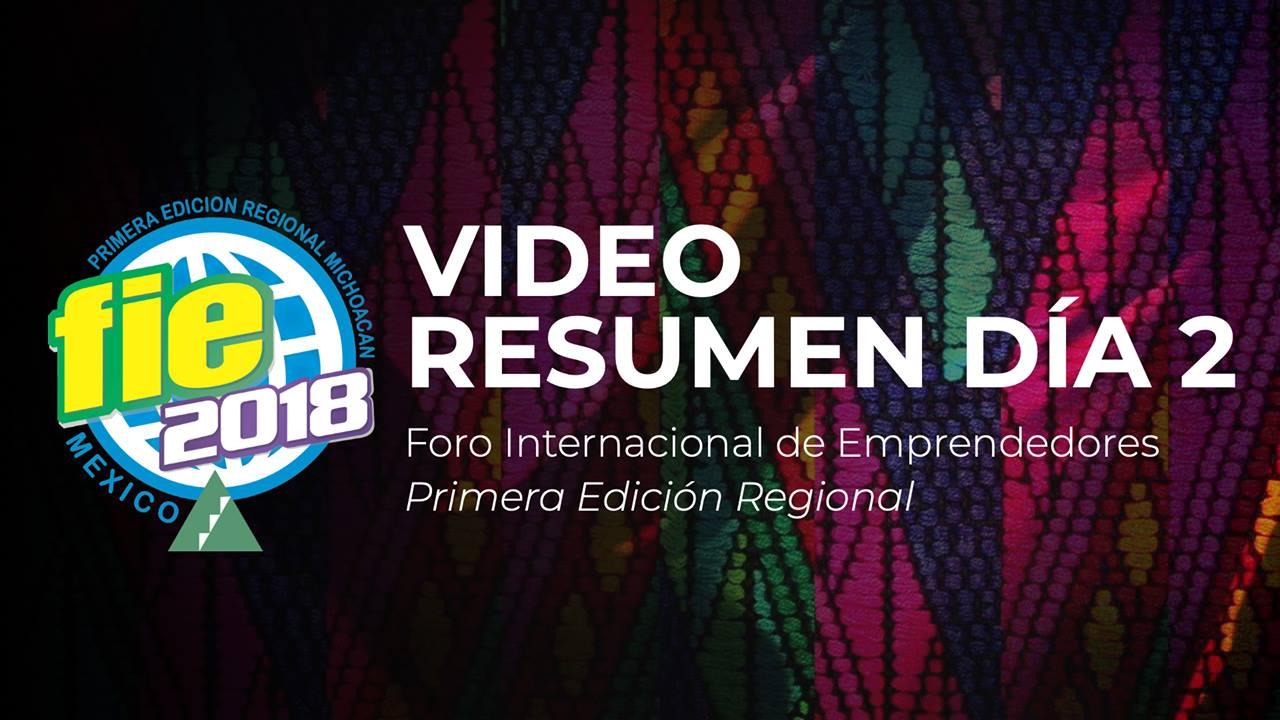 Video Resumen . Día 2