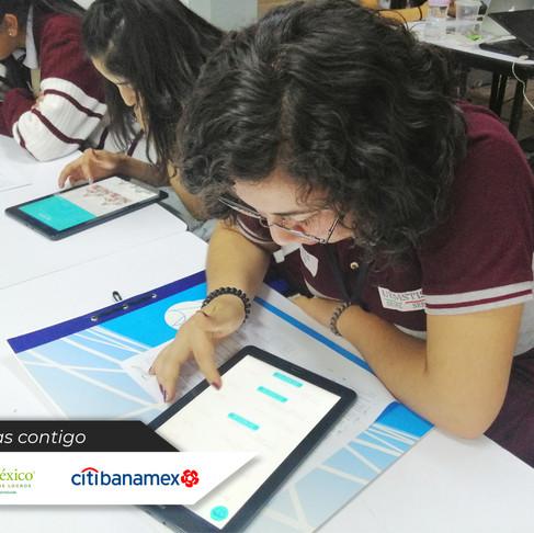 Citibanamex continua apoyando a jóvenes de bachillerato con el programa Cuentas Contigo
