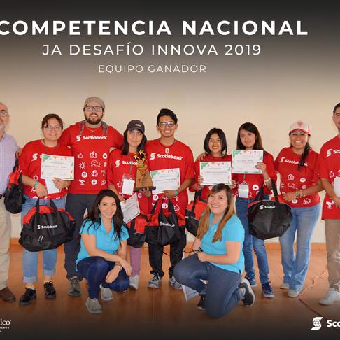 Estudiantes del Estado de México representarán a México en el Innovation Camp Regional Challenge