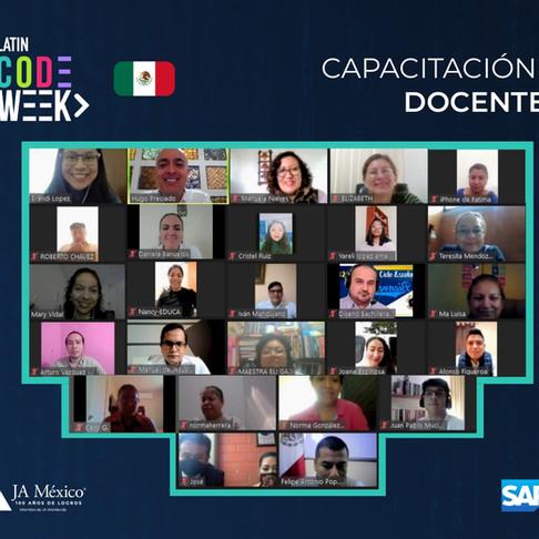 Latin Code Week 2020 | SAP