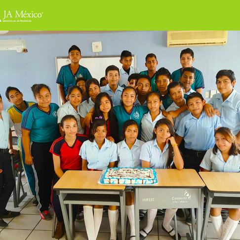 Cierre del Programa Impulsa Ventajas en la Ciudad de Campeche.