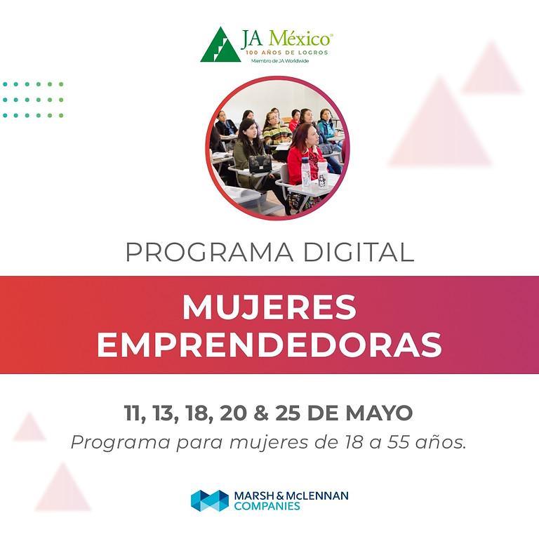 Mujeres Emprendedoras   MarshMcLennan