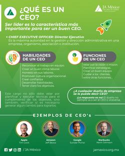 ¿Qué es un CEO?