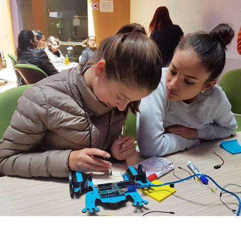 """JA México se suma al programa """"GE Girls Camp"""" de General Electric"""