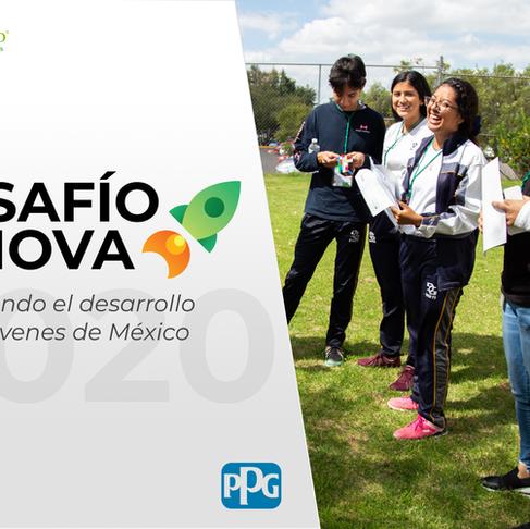 PPG y JA México impulsan el desarrollo de jóvenes de México