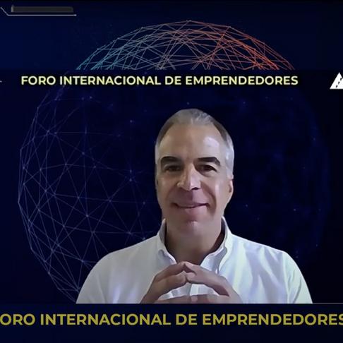 Primera Edición Digital del Foro Internacional de Emprendedores 2020 | JA México