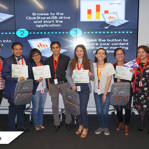 Estudiantes del IPN, son los ganadores del  programa Get App!!