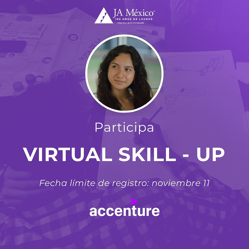 Virtual Skills - UP | Accenture