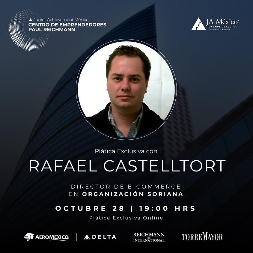 Plática Exclusiva con Rafael Castelltort