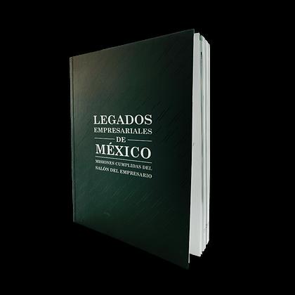 Obra Editorial | Legados Empresariales de México