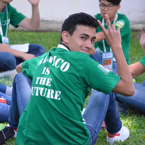 Iniciamos con éxito el JA Global Youth Forum 2018 en Cocoyoc, Morelos.