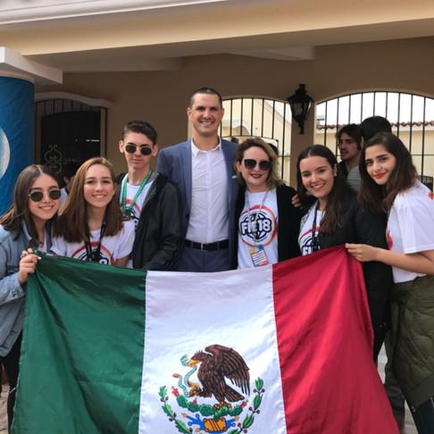 Estudiantes del Cetys Mexicali asistieron a la vigésima edición de FIE en Córdoba, Argentina