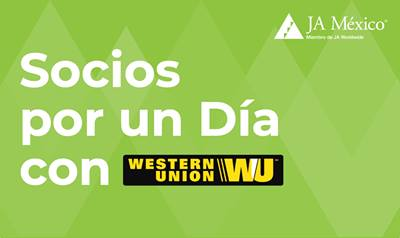 Socios por un Día con Western Union