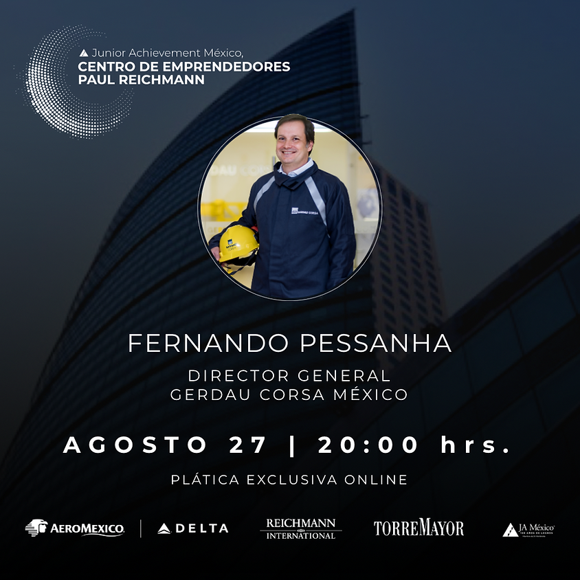 Plática Exclusiva con Fernando Passahna