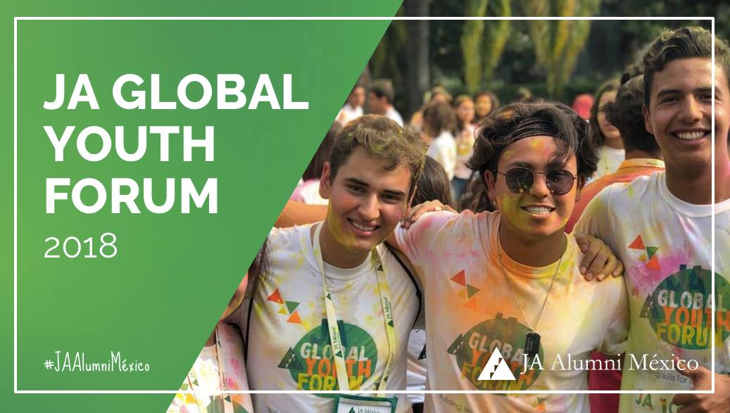 JA Global Youth Forum 2018