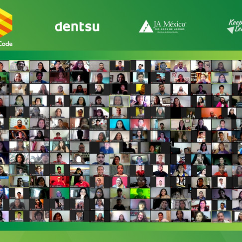 The Code, un programa de Dentsu junto con JA México
