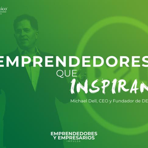 Michael Dell | Emprendedores que Inspiran