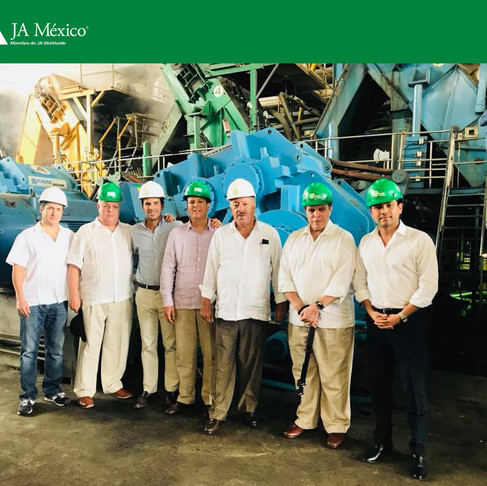 Rumbo al Salón del Empresario, Carlos Seoane, Presidente del Grupo Azucarero del Trópico.