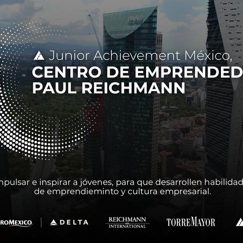 JA Centro de Emprendedores Paul Reichmann de JA México