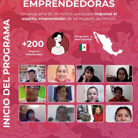 Mujeres Emprendedoras | Exxon Mobil México