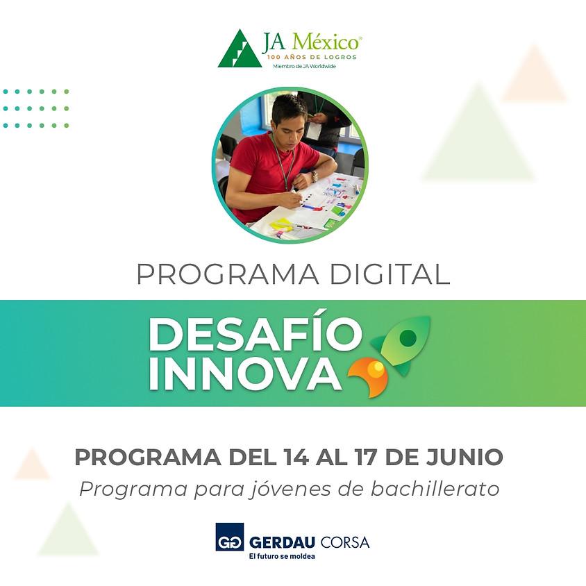 Desafío Innova | Gerdau Corsa México